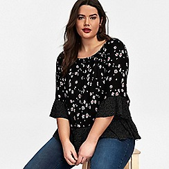 Debenhams Bardot Debenhams Bardot Cold Bardot Cold Shoulder Tops Tops Tops Shoulder BavSwB
