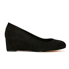 Evans - Low wedge closed toe shoes