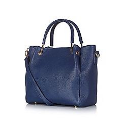 Yumi - Navy ladies shopper bag