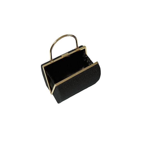 Yumi Yumi Black Black clutch bag metallic Tx0SwBU