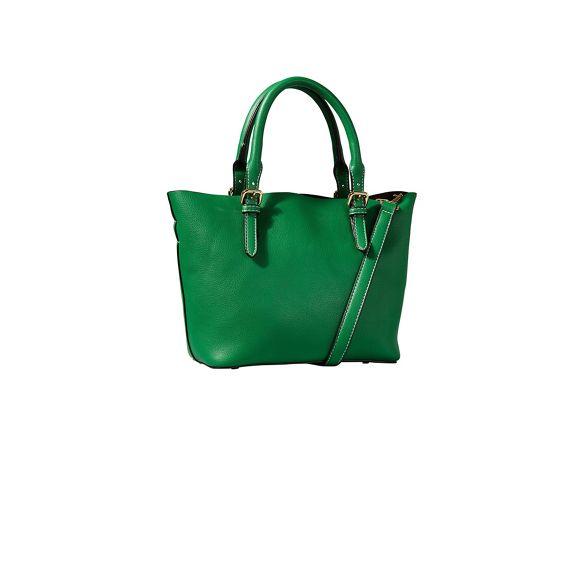 handbag bucket detachable Green Yumi strap IqUCCZ