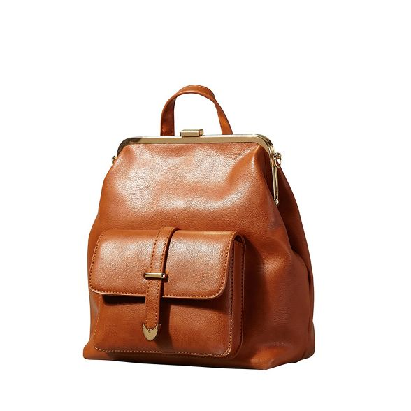 front vintage clasp Yumi Tan pocket backpack with wHfxX5qx
