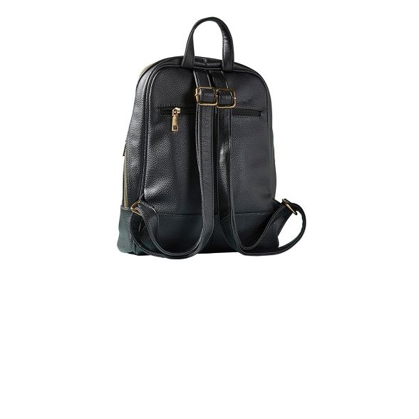 iridescent grey Dark metallic backpack Yumi nwWzZxRES