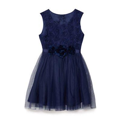 Cute Waterfall Dress Vintage