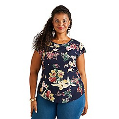76c9f885074def Short sleeves - Plus-size - Blouses - Tops - Women