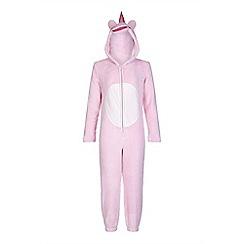 Yumi Girl - Pink magical unicorn onesie