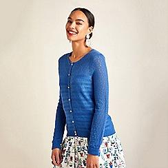 3f85dd32081 Long sleeves - blue - Cardigans - Women