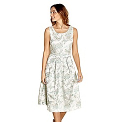 Yumi - Pale green 'ianthe' prom dress