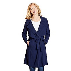 Yumi - Navy double layer mac