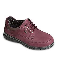 Padders - Wine 'Peak' women's waterproof shoes