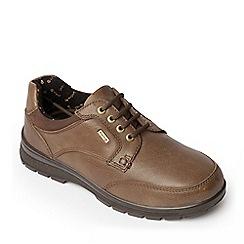 Padders - Taupe 'Peak' women's waterproof shoes