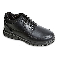 Padders - Black 'summit' women's waterproof leather boots