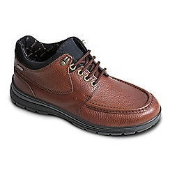 Padders - Tan crest men's waterproof boots