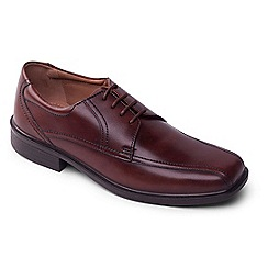 Padders - Brown 'Aston' mens oxford shoes