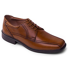 Padders - Light Tan 'Aston' mens oxford shoes