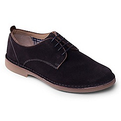 Padders - Navy 'Jamie' men's leather shoes