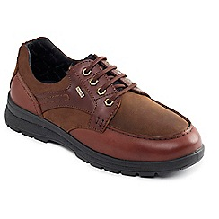 Padders - Tan Combi 'Trail' waterproof shoe