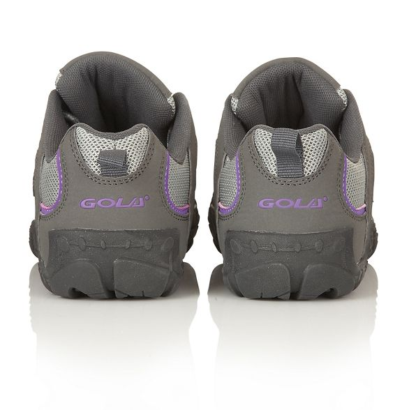 ladies trainers sports Gola 'Elias' Grey lace up Sport 8Cqzgn6