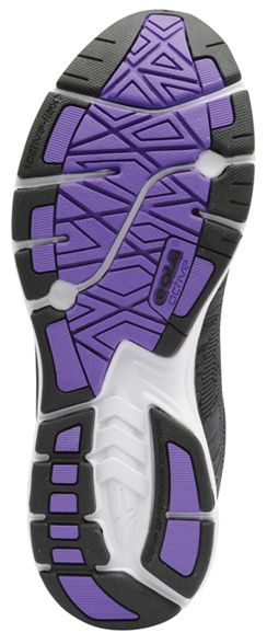 Sport purple Gola ladies sports Grey trainers 'Fortuna' and 4SOqwd