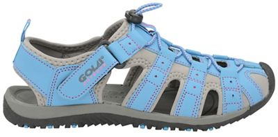 Gola Sport - Blue and grey 'Shingle 3' ladies outdoor sandals