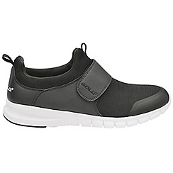 Gola - Black/White 'Lupus' men's sports trainers