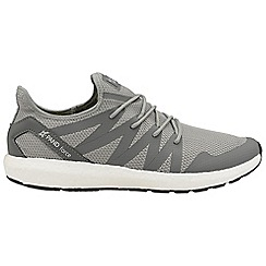 Gola - Grey 'X-pand Force' mens sports fitness trainers