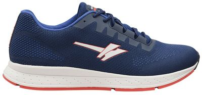 Gola Sport - Navy and Blue and sport Red 'Zenith 2' mens sport and trainers 237a46