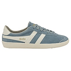 Gola - Indian Teal and off White 'Specialist' ladies trainers
