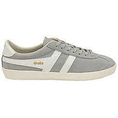 Gola - Pale grey and off white 'Specialist' ladies trainers