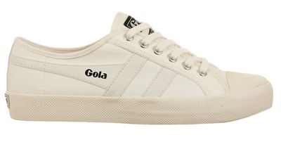 Gola Classics - Off white and off White 'Coaster' ladies trainers