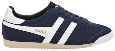 Gola Classics - Navy and white 'Harrier 50 Suede' ladies trainers