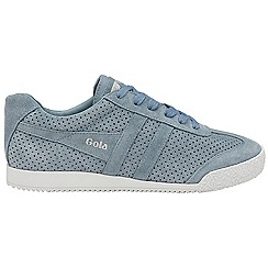 Gola - Indian teal 'Harrier Squared' ladies trainers