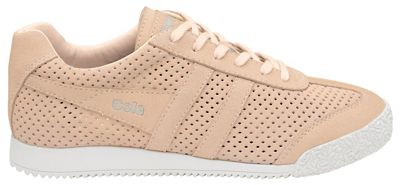 Gola Classics - Blush pink 'Harrier Squared' ladies trainers
