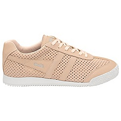 Gola - Blush pink 'Harrier Squared' ladies trainers