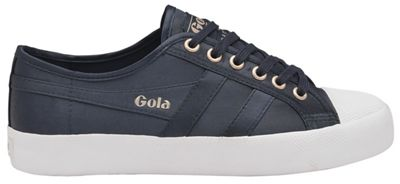 Gola Classics - Navy and white 'Coaster Satin' ladies trainers
