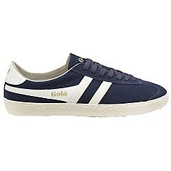 Gola - Navy and off white 'Specialist' mens trainers