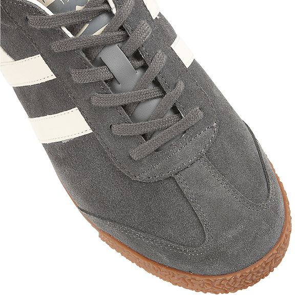 'Harrier Grey Dark Gola Ecru and mens Suede' Classics trainers RpwqqEX