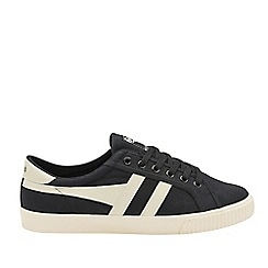 Gola Classics - Black and Off White 'Tennis Mark Cox' Mens Trainers