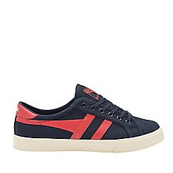 Gola Classics - Navy and Red 'Tennis Mark Cox' Mens Trainers
