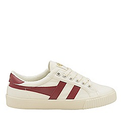Gola - Off White 'Mark Cox' mens trainers