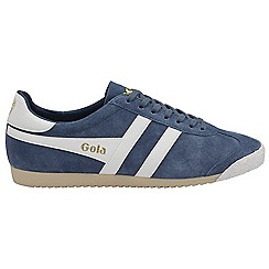 Gola Classics - Blue 'Harrier 50 suede' mens trainers
