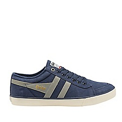 Gola Classics - Navy and Light Grey 'Comet' Mens Plimsolls
