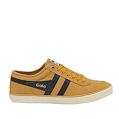 Gola Classics - Sun and Navy 'Comet' Mens Plimsolls