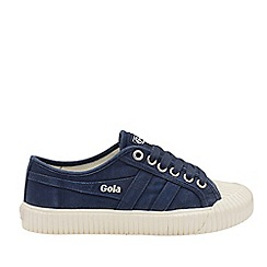 Gola Classics - Navy and Off White 'Cadet' Mens Plimsolls