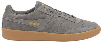 Gola Classics - Ash and gum 'Inca Suede' mens trainers trainers trainers 4355cb