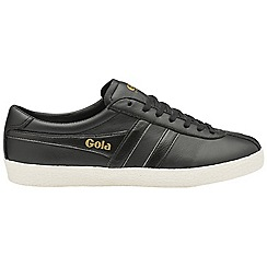Gola Classics - Black and off white 'Trainer' mens lace up trainers