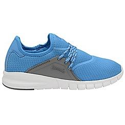 Lonsdale - Process blue grey 'Sirius' ladies trainers