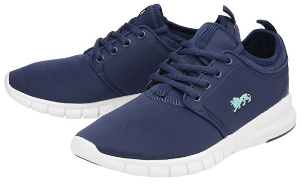 and 'Propus' trainers Navy ladies Lonsdale mint H4aU1TRqaw