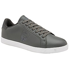 Lonsdale - Grey 'Lowton' mens trainers