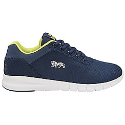Lonsdale - Navy volt 'Tydro' mens trainers